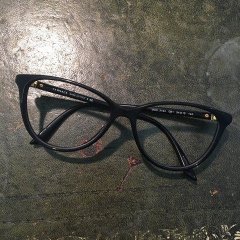 d8dc79319b NEW ORIGINAL VERSACE CAT EYE GLASSES FRAME Mod. 3194
