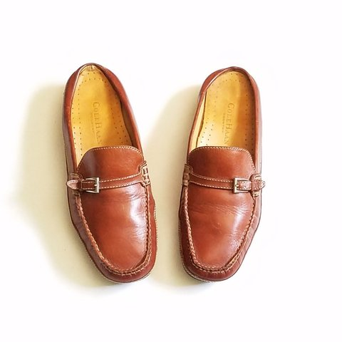 8ff8612f55e Brand  Cole Haan Country (Classic Slides Loafers) Size  and - Depop