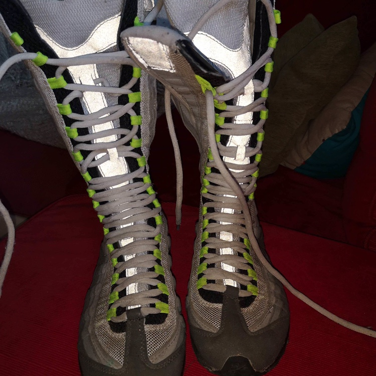 Nike Air Max 95 Zen Venti Og Neon boots , Size...