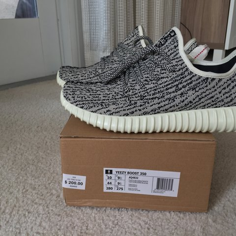 d83f9838c6b9c Yeezy boost 350 Turtledove sz. 10 US. This is a high quality - Depop