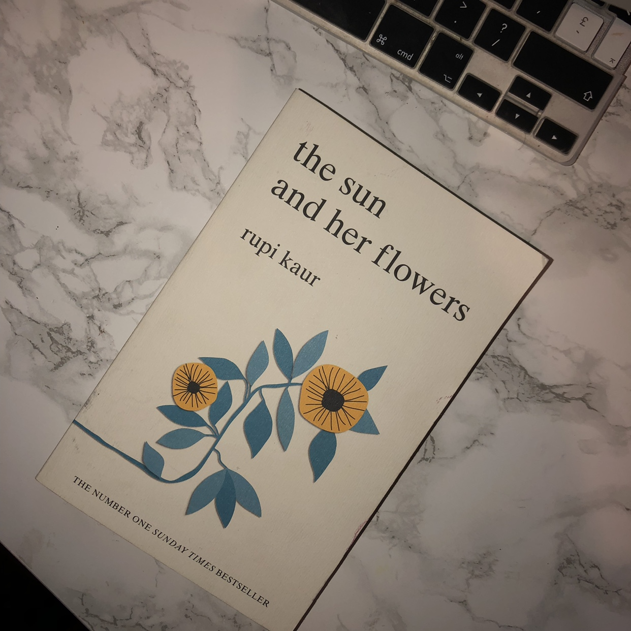Rupi Kaur The Sun And Her Flowers Poetry Book Depop
