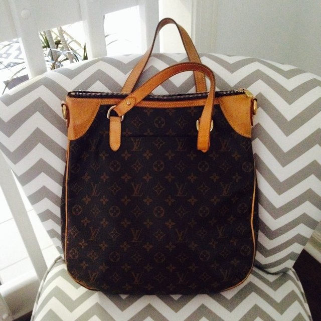 6140a72f89ff Authentic Louis Vuitton Odeon GM - good PREOWNED condition