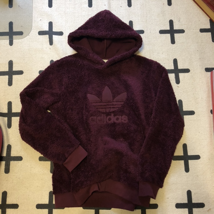 New with tags!! This Adidas hoodie is never been Depop