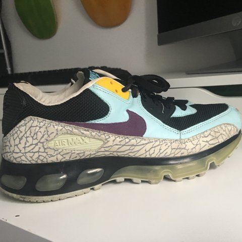 new style d0bd5 e576b  fatheadflinders. 11 months ago. Didcot, United Kingdom. NIKE AIR MAX 90 360  ONE TIME ONLY 2006