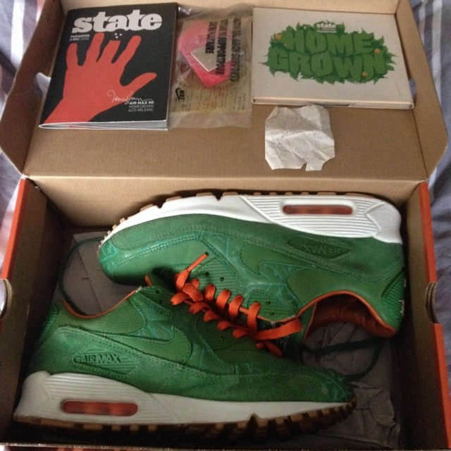 Nike Air Max 90 Homegrown! Very Rare Especially With CD a26cb2027b6be