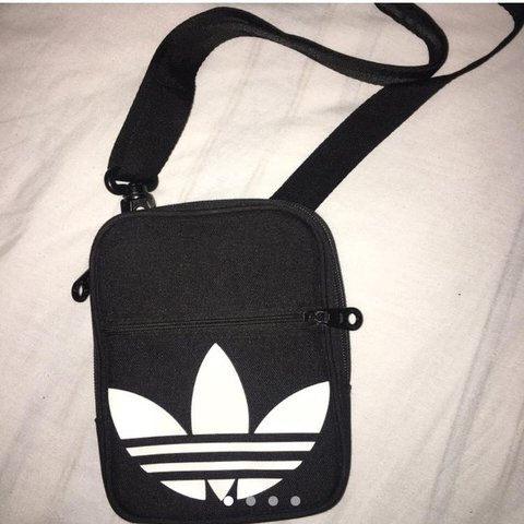 f7a9360ff6d Authentic Adidas cross body bag ! Perfect for storing phone/ - Depop