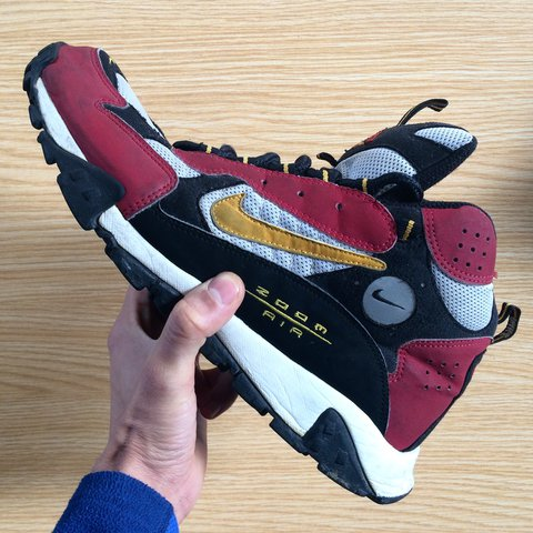 cheap for discount 867a0 68d62  gio247. last year. Roma, Italia. NIKE ACG Zoom Air Terra Sertig ...