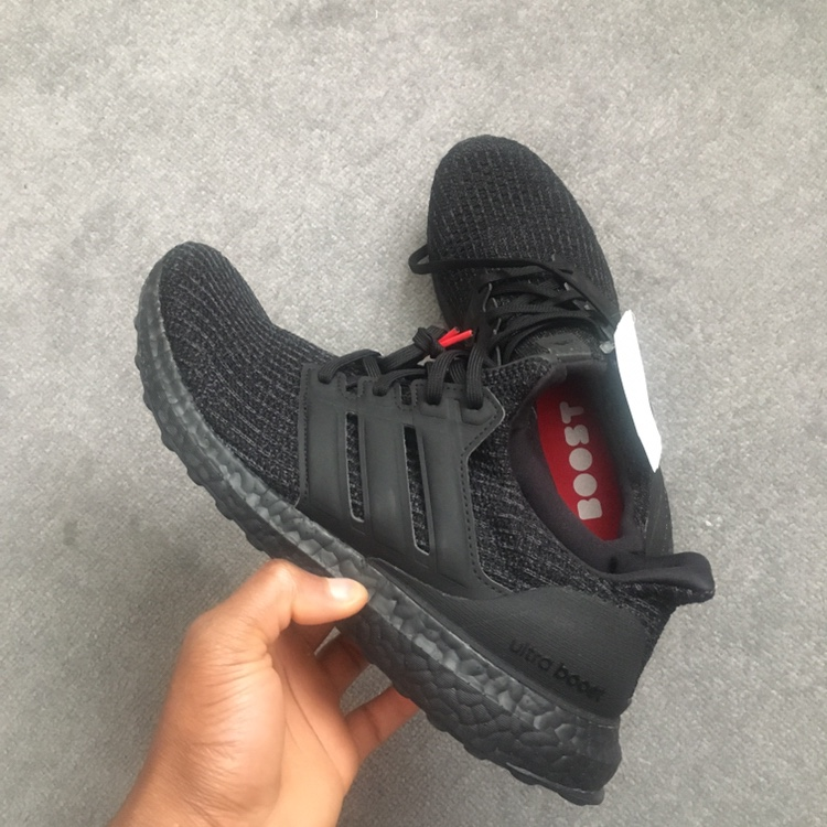 Adidas ultra boost triple black with