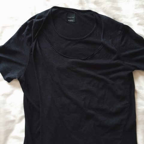 Part Zara Man T Their Of CollectionRick Depop Black Shirt NOk8nXP0w