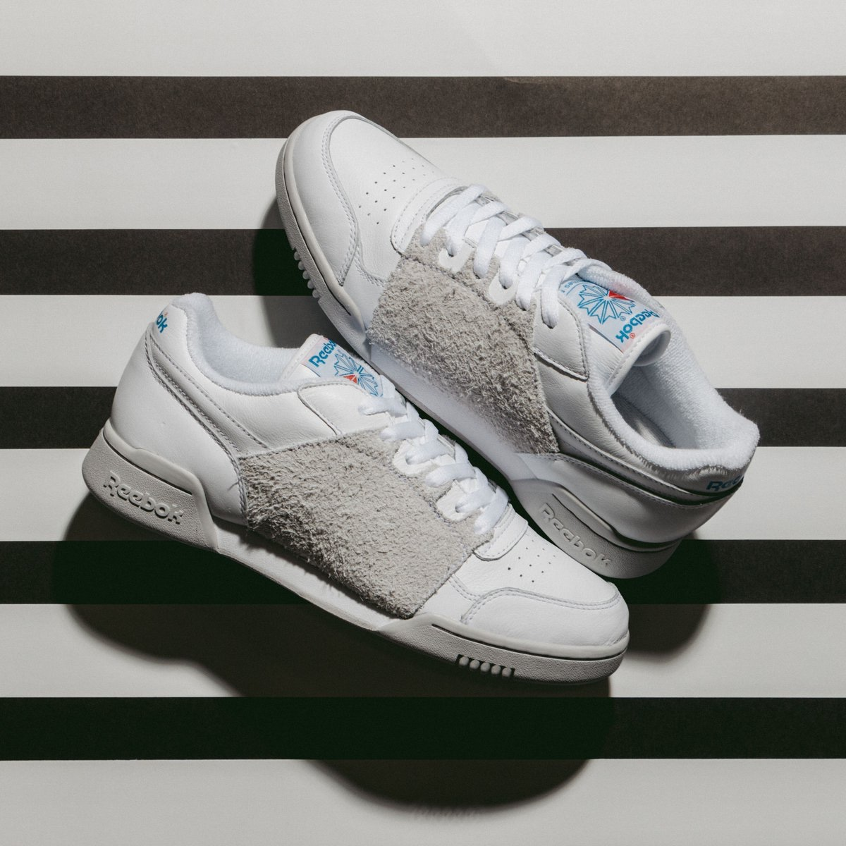 big discount of 2019 attractivefashion 2019 authentic Reebok x Nepenthes Workout Plus in a White, steel... - Depop