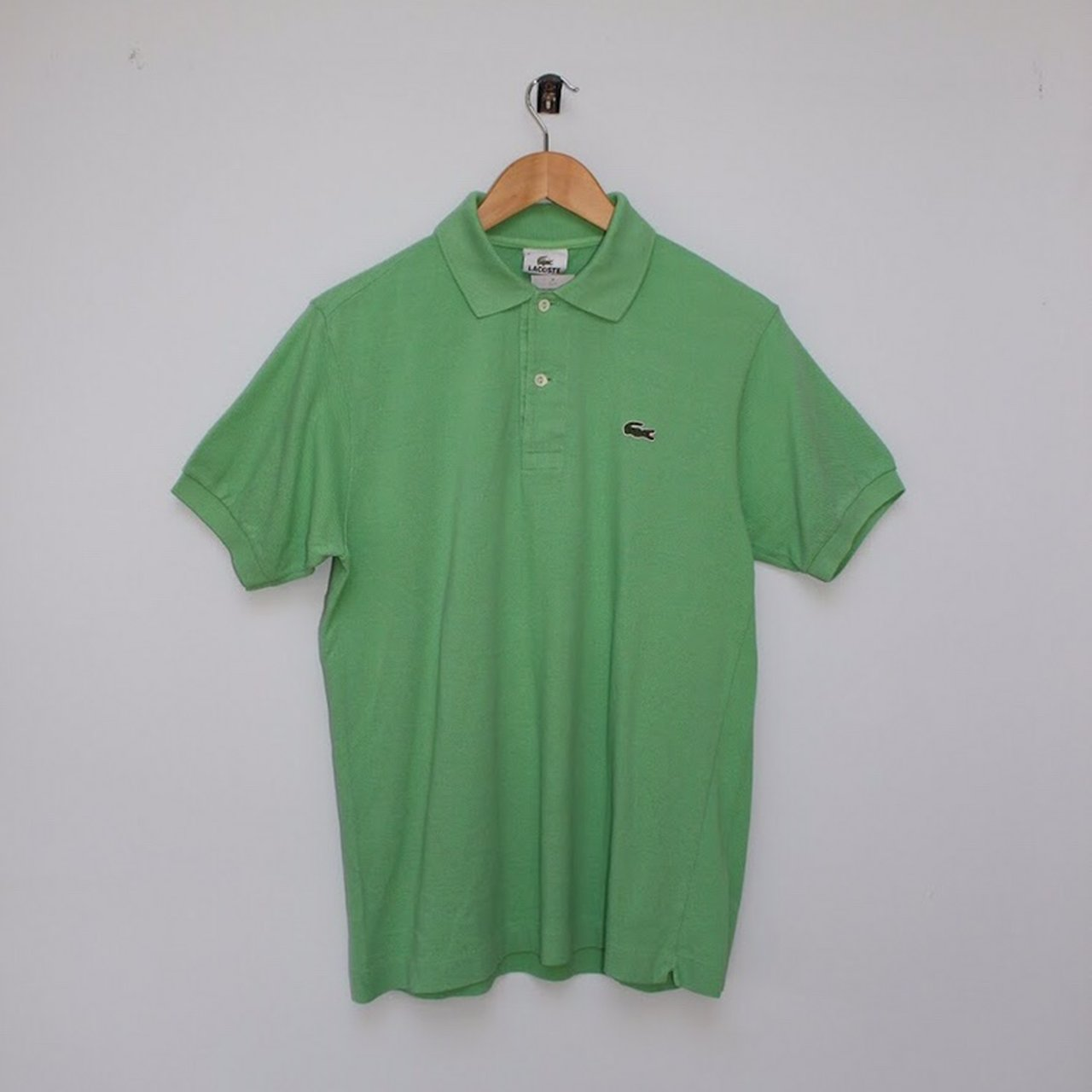 c9d75da6f17 Vintage Like Green Lacoste Polo