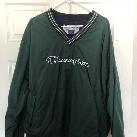 9fe31cfe @caldeillo. 11 months ago. Fort Worth, United States. Vintage champion  pullover. Size large ...