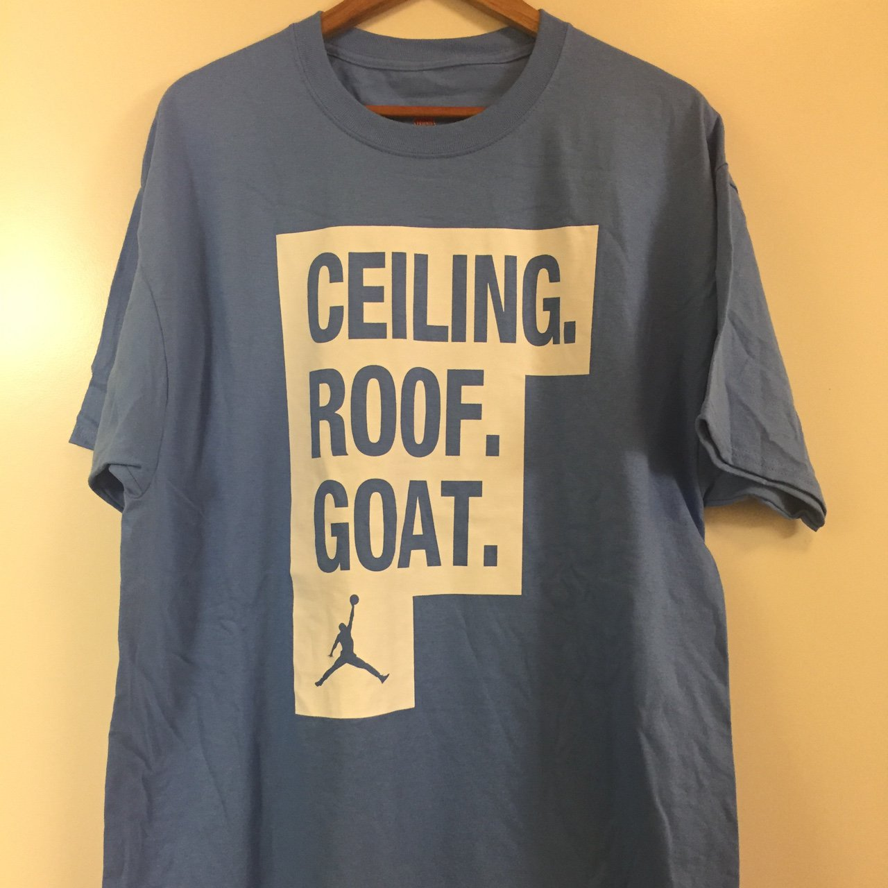 Ceiling Roof Goat Tshirt. If you are a baller and you think - Depop