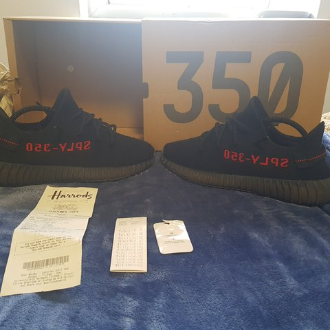 53ce49a8cd020 Selling my breds.. condition is 8.5 10 as I have worn these - Depop