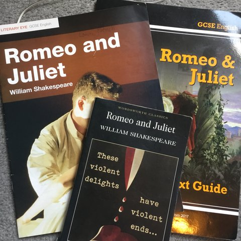 Romeo And Juliet By William Shakespeare Book