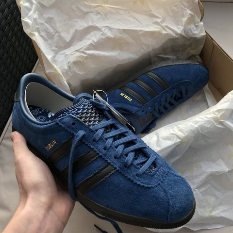 quality design fcf26 cd5f4 SOLD Adidas Dublin Taiwan size 9, size 8.5 and size or - Dep