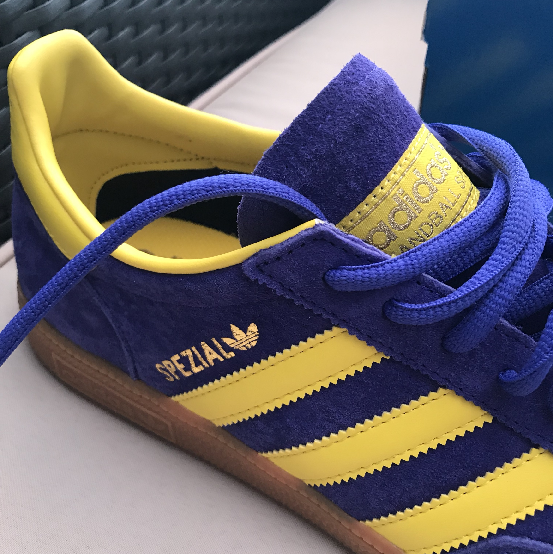 great prices huge inventory pre order SOLD £90 Adidas spezial brand new in box May... - Depop