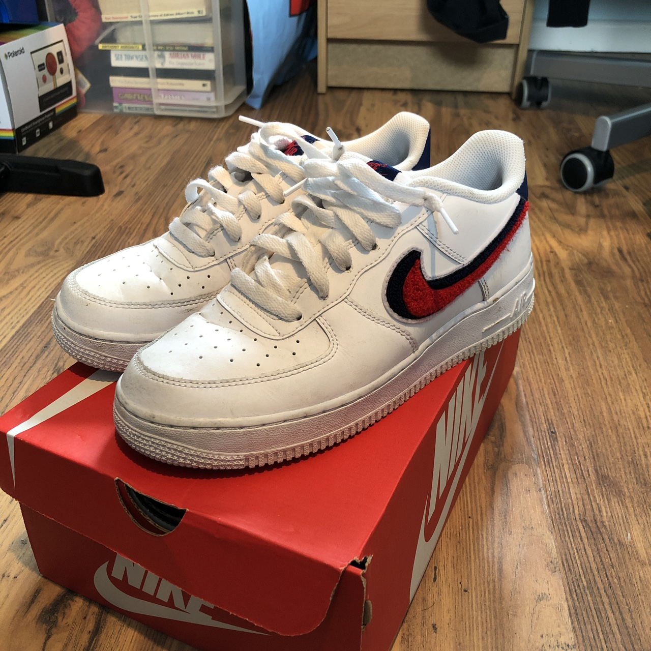 Nike Air Force 1 LV8, bought from shoe