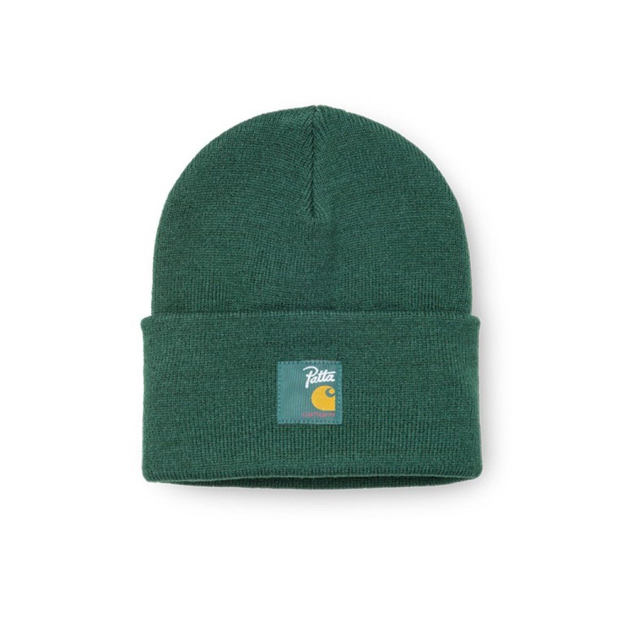 Carhartt x Patta green beanie. Bought from the Patta store a - Depop 09f42bc19ef