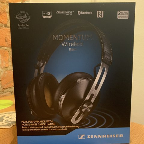 55200bf4aae801 @nickwato10. 6 months ago. Manchester, United Kingdom. Sennheiser Momentum  2.0 Around-Ear Wireless Headphones ...