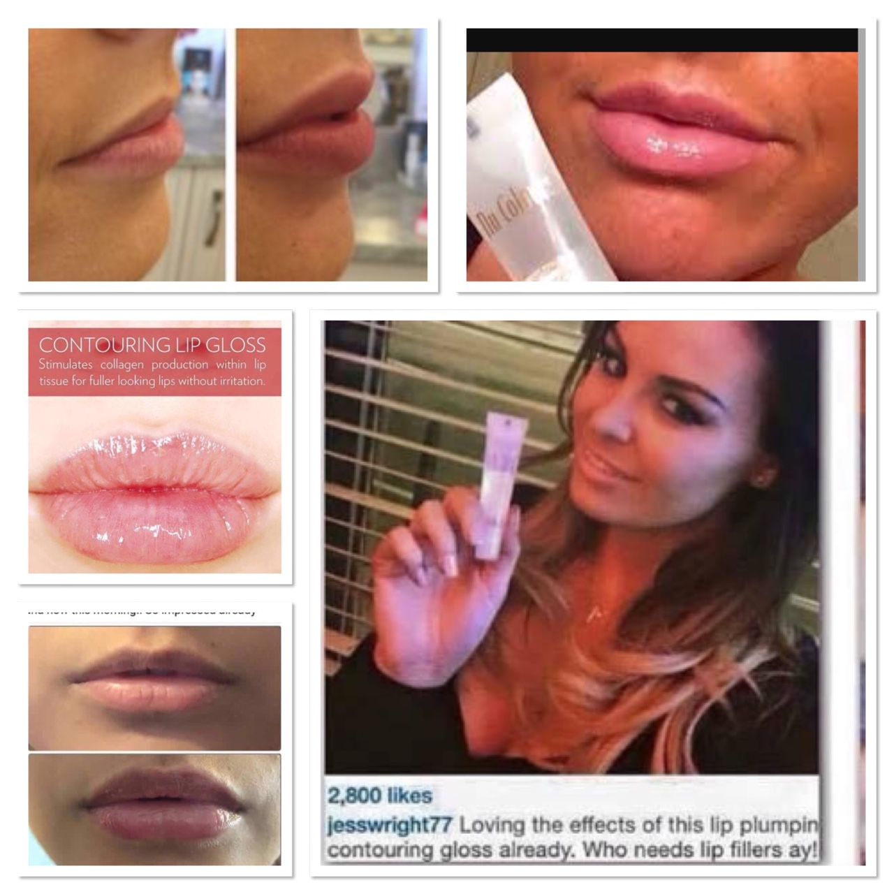 Want the pout without the price tag or fearing the    - Depop