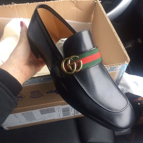 55c4e51068c Brand new unworn Gucci loafers .. come with dust bag