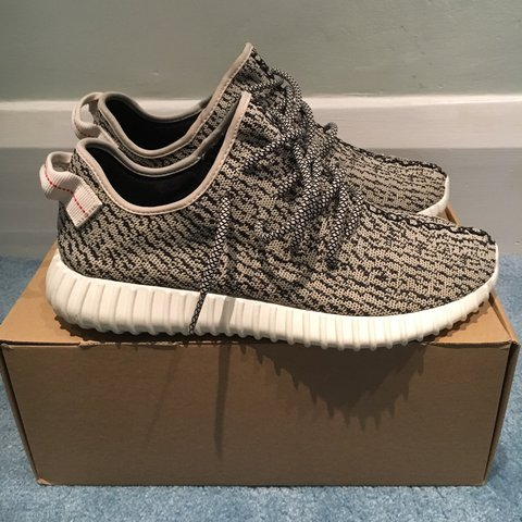 f8e73e1f1ff Yeezy boost 350 v1 Turtle doves 🐢 First yeezy 350 ever 3 - Depop