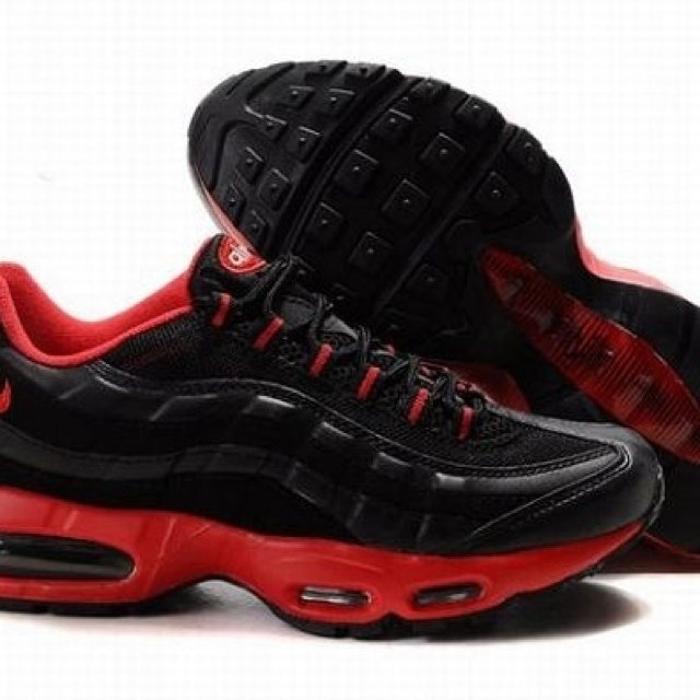 1569d5a13a @mattlfc91. 5 years ago. Liverpool, Merseyside, UK. Nike air max 95 men's  black red. For sale new ...