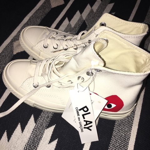 fbce6246406c NEW WITH TAGS COMME des GARÇONS converts collaboration with - Depop