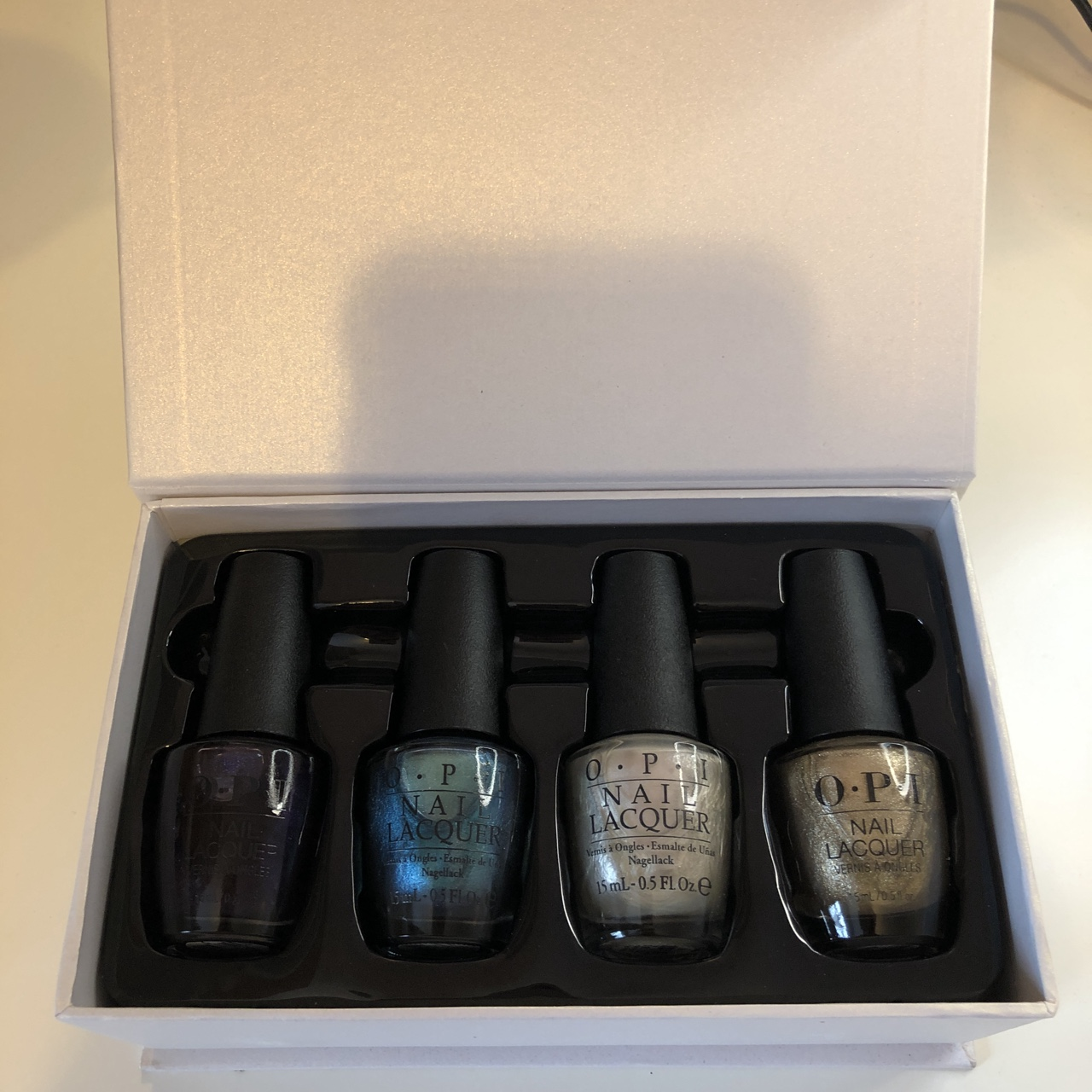 O P I Nail Polish Gift Set Would Make A Perfect Depop