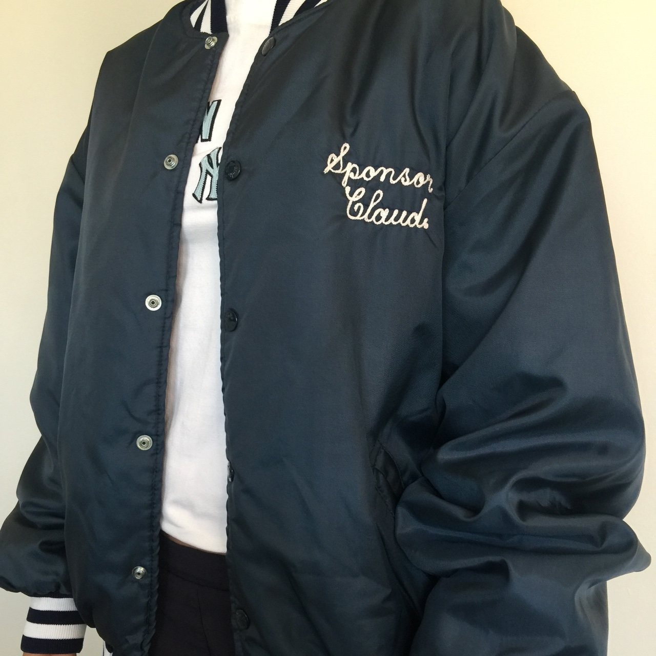 finest selection 3c792 36103 Dallas cowboys Baseball jacket warm and trendy ... - Depop