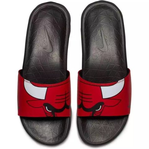 f882be961  kammy29. last year. United Kingdom. Nike Benassi Official Red Bulls Slide  Solarsoft Pool Slippers UK Size 8 and 9 Available