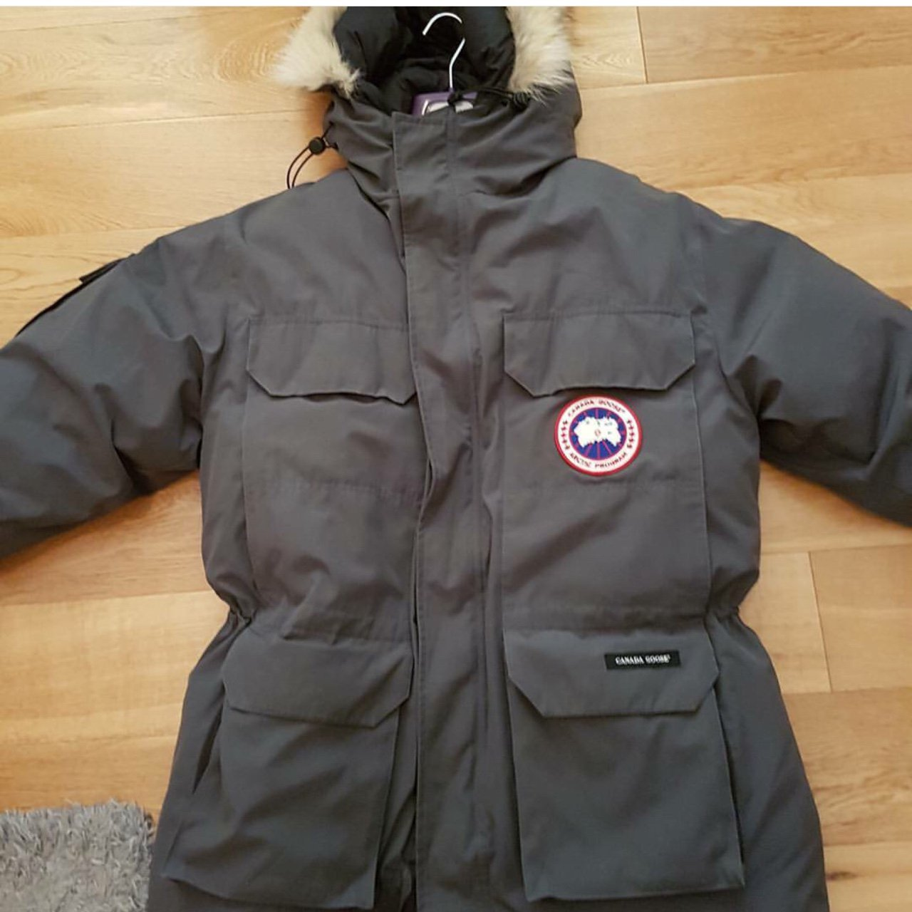 CANADA GOOSE EXPEDITION PARKA Used but great condition  pass - Depop 39ed8b9f109d