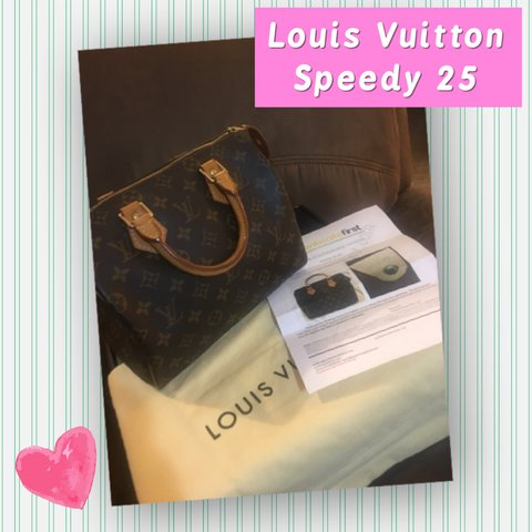 9b877e465d85 🖤Black Friday Sale🖤100% Authentic Louis Vuitton Speedy   a - Depop