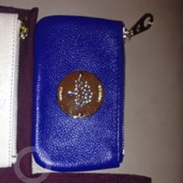 2a07e663b2a9 Blue mulberry coin purse £25 or 2 for £40 only have 2 left - Depop