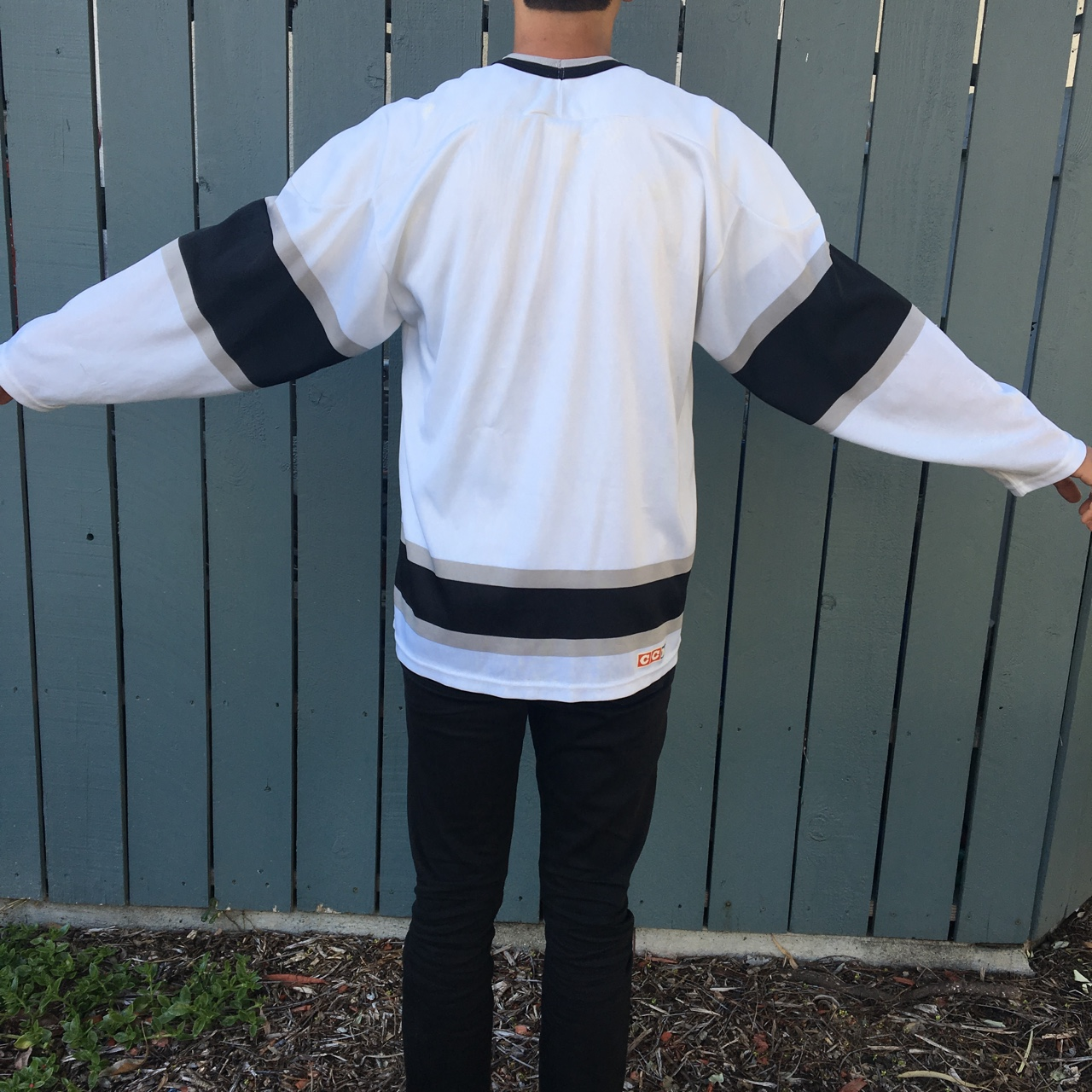 new products cd561 32871 LA Kings jersey! Cool unofficial jersey. Tagged as a... - Depop