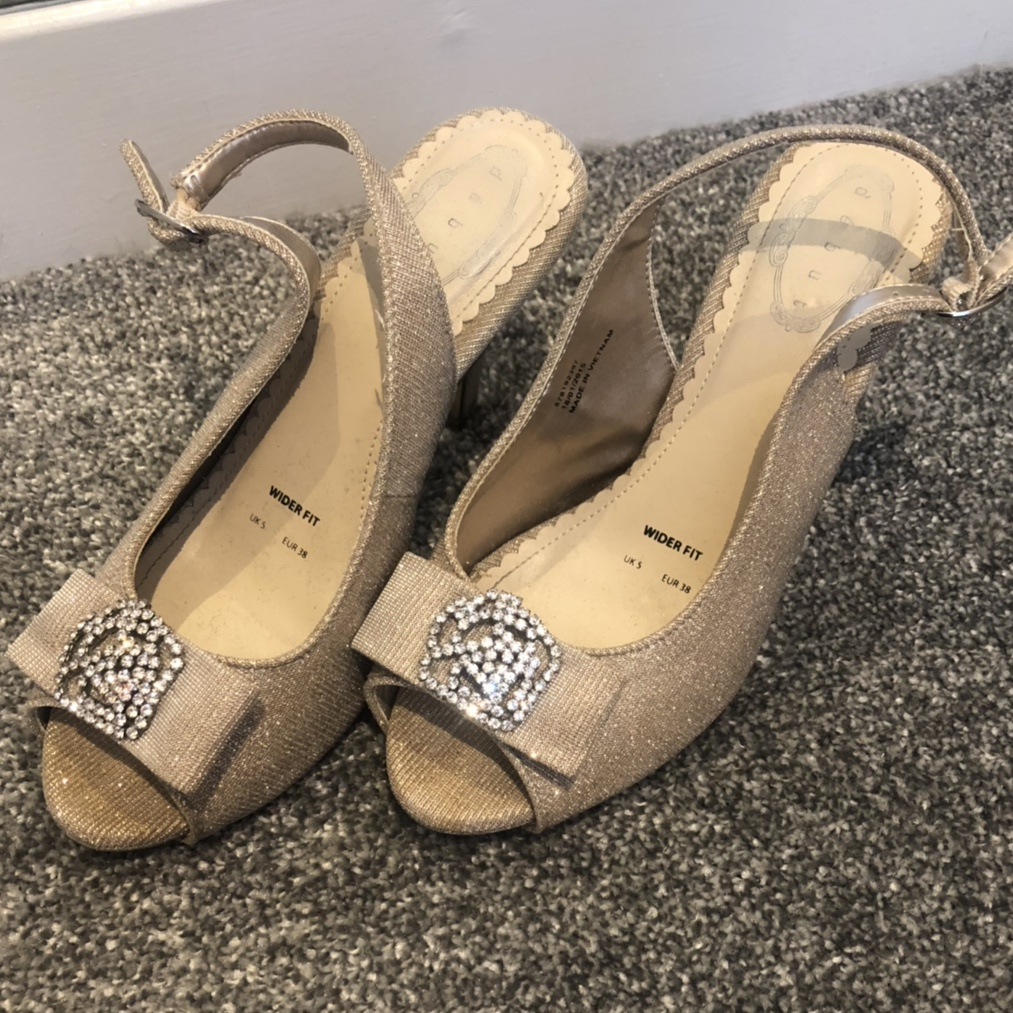 replicas hot-selling clearance shop best sellers Debenhams, wide fit, size 5. Occasion Shoes. Have... - Depop
