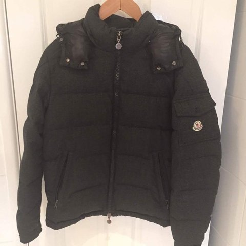 4d90c7a9dccf6 Moncler Montgreve size 4 jacket. Paid £865 from Harvey Very - Depop