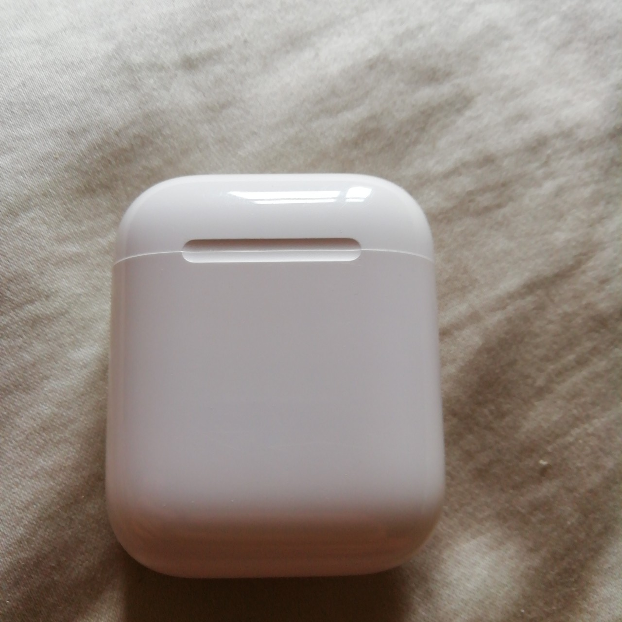 Authentic Apple Airpods Gen 1 With Box For Iphone Depop