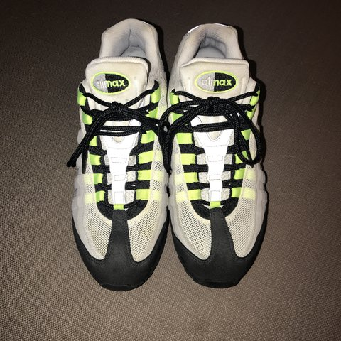 coupon for nike air max 95 neon 2010 release e5c2d 892ce
