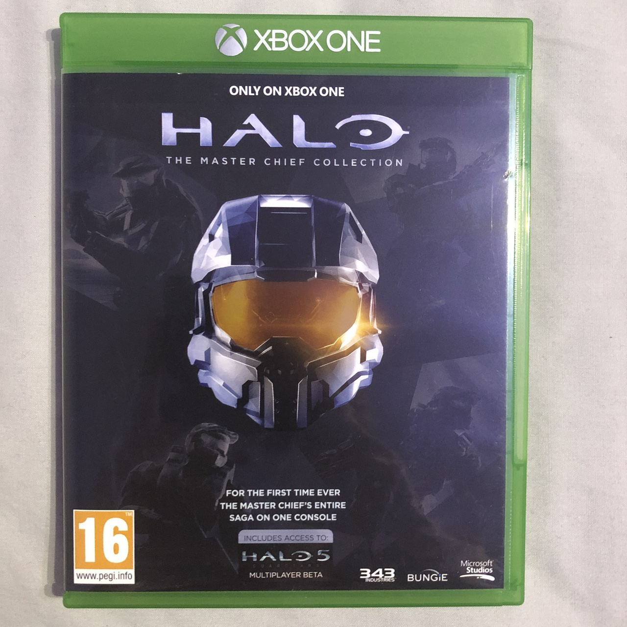Halo The Master Chief Collection Xbox One Xbox One Depop