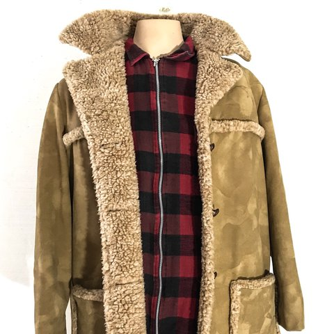 70s Vintage Clothing 70s Clothes 70s Clothing Men Shearling Depop
