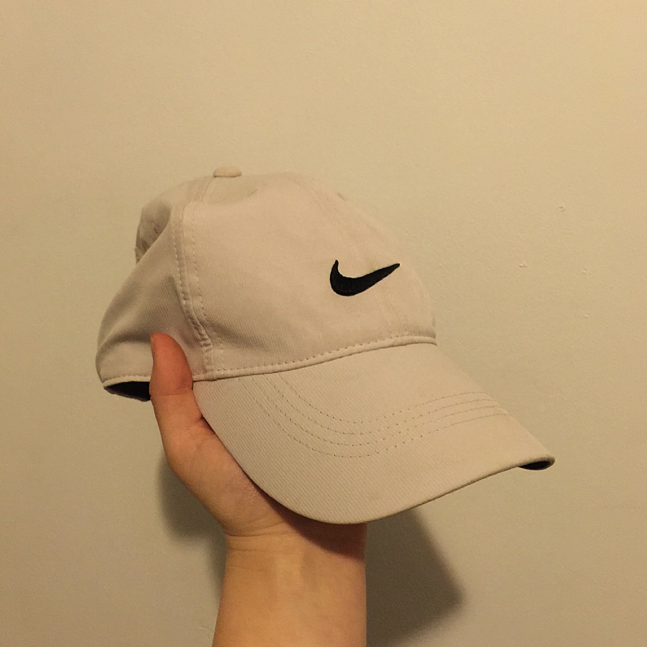 8eec65f442e Brand new Nike baseball cap. The colour is coming off as but - Depop