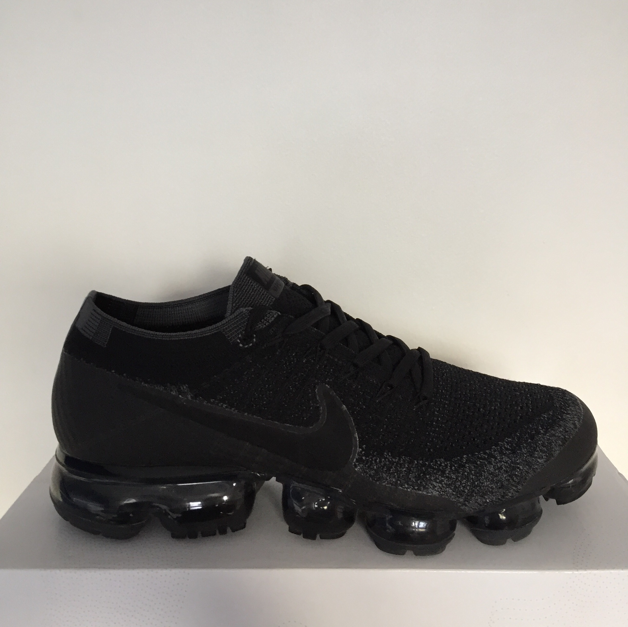 online store d3b90 40561 ◾️ Nike Flyknit Air Vapormax Triple Black ◾️ From the ...
