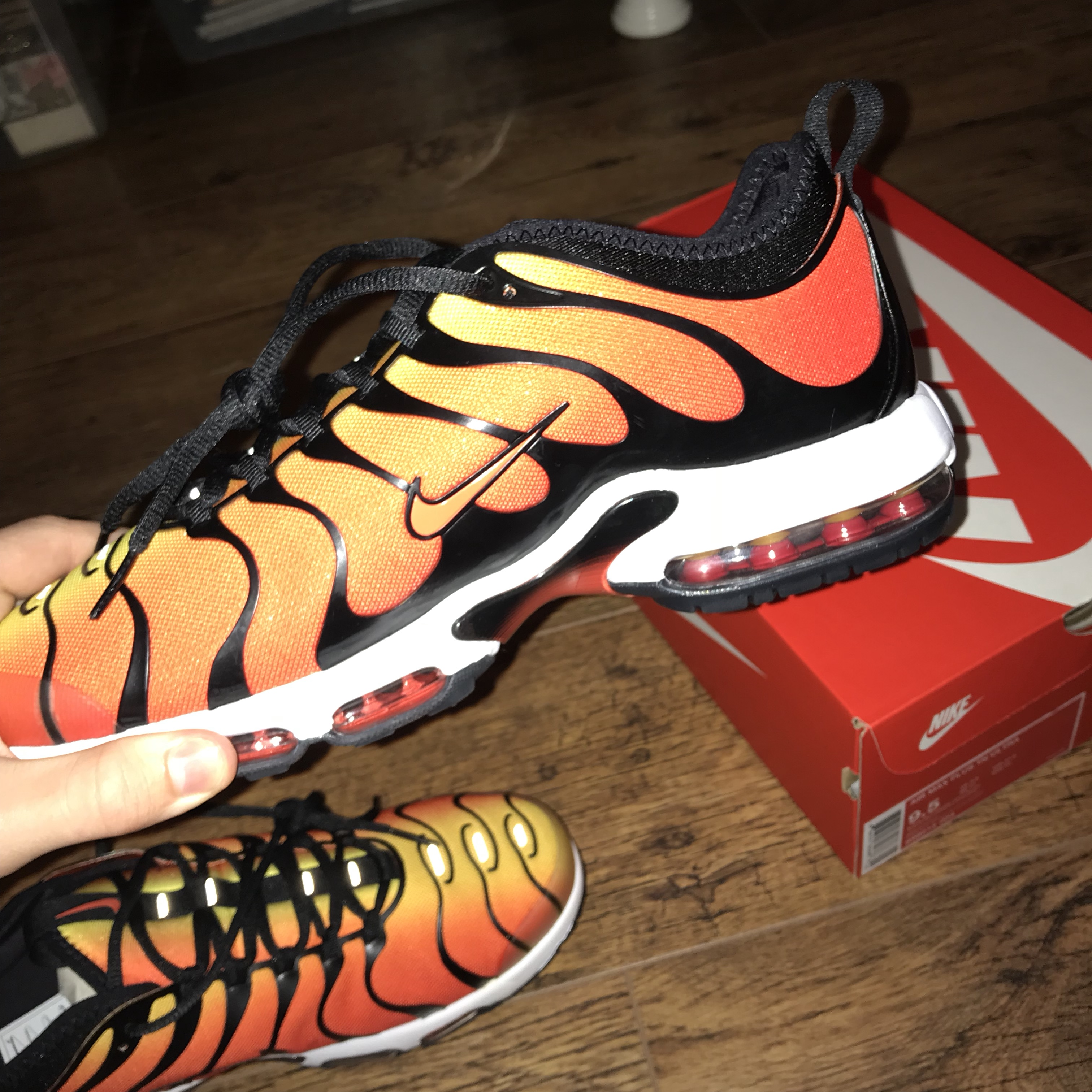 Air Max Plus TN Ultra 'Tiger' Tiger Nike 898015 004