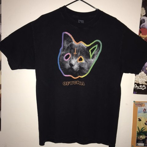 5e5900b5a58f Odd Future Wolf Gang Kill Them All. unisex OG odd future cat - Depop