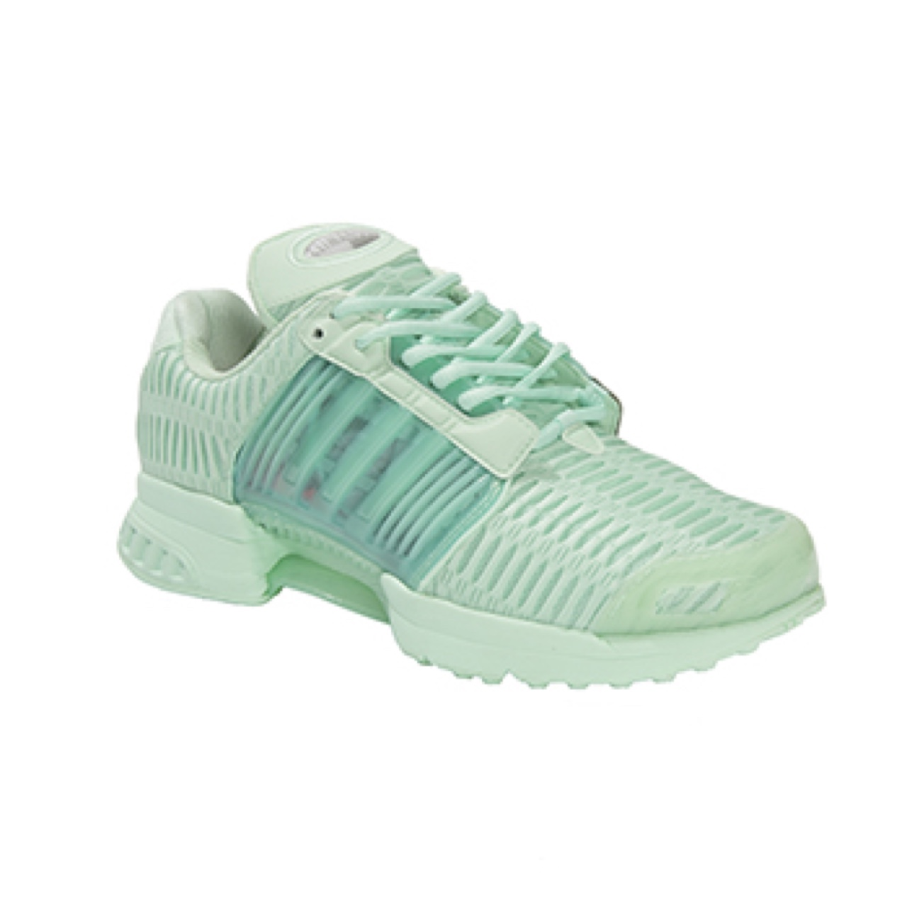 Adidas climacool frozen green trainers. Limited edition