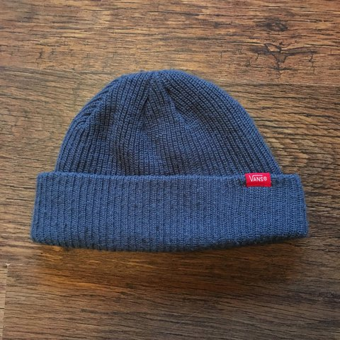 870c6550fcc  lumphries. last year. United Kingdom. Vans fisherman style beanie 🧢 One  size ...