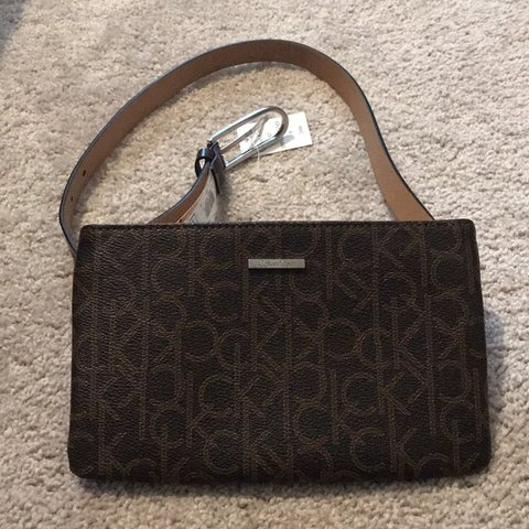 79f4e7f01a @youthdrea. 2 months ago. Miami Lakes, United States. Calvin Klein Monogram  belt bag. Brand new with tags