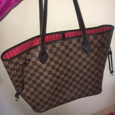 Genuine LV bag (authenticity code inside) was bought in 2005 - Depop c029fc3c49f6e